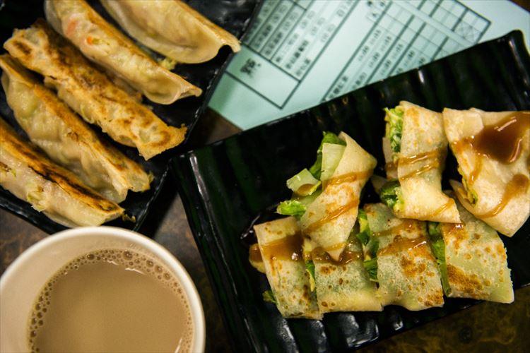 胃薬と旅する美食の台北