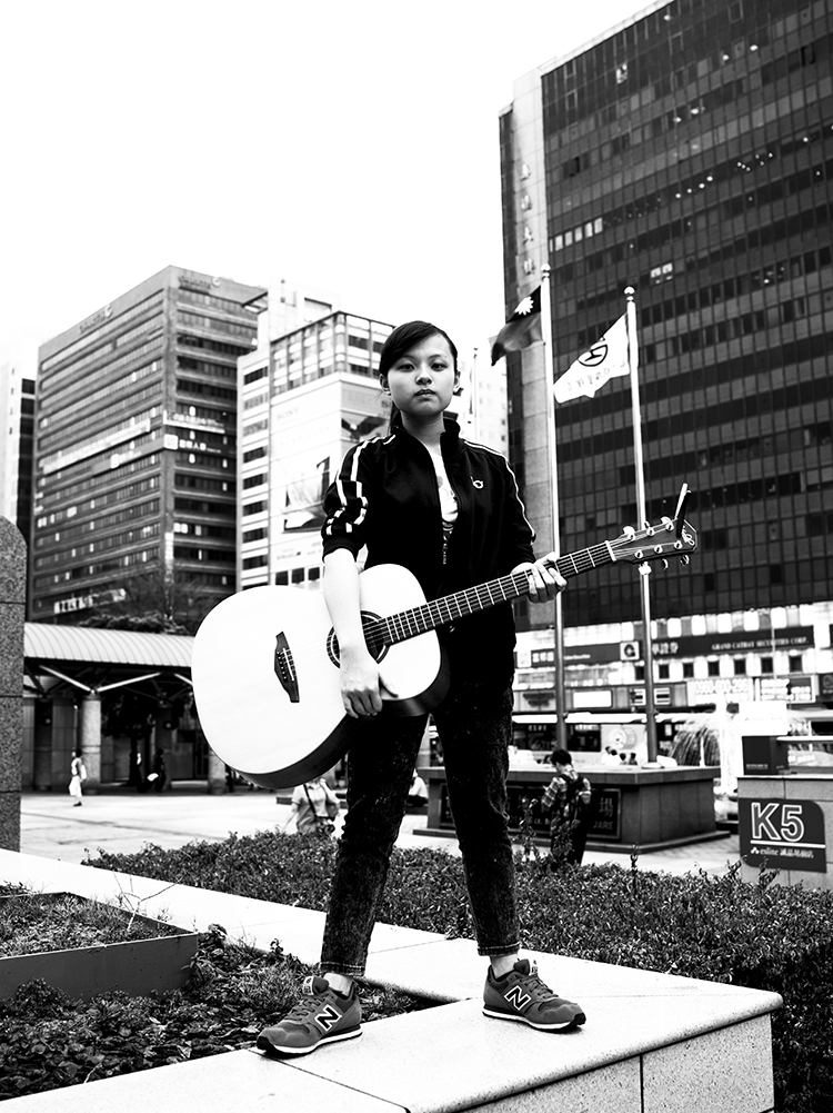 (80) 今度は堂々とした立ち姿、そして…… 永瀬正敏が撮った台湾