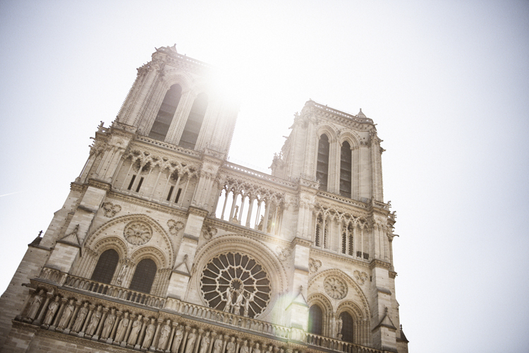 生まれ変わっていくパリのノートルダム大聖堂