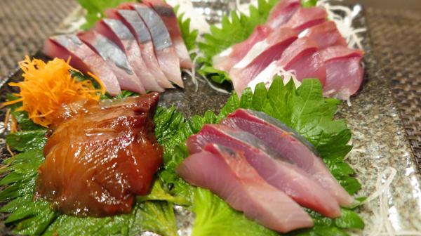 ワラサ釣りに三浦半島沖へ 刺し身にして食べたのは