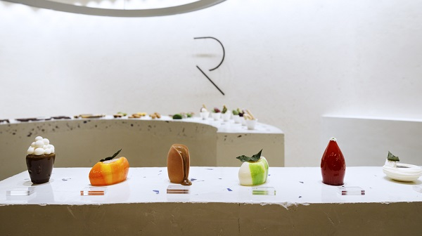 甘く幸せな「アート」 眺めて味わう京のデザート