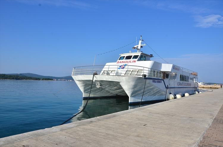おいしい! 新鮮なスカンピ  クロアチアの旅(4) オパティヤからシベニクへ