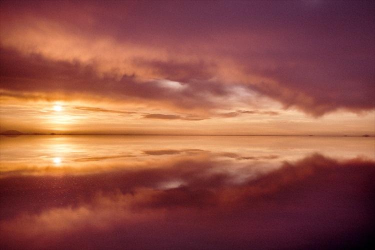 「朝のリレー」を感じたボリビアの景色
