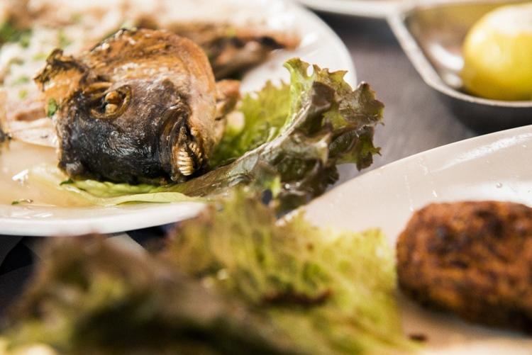 地中海からたどり着いたキプロスの魚料理