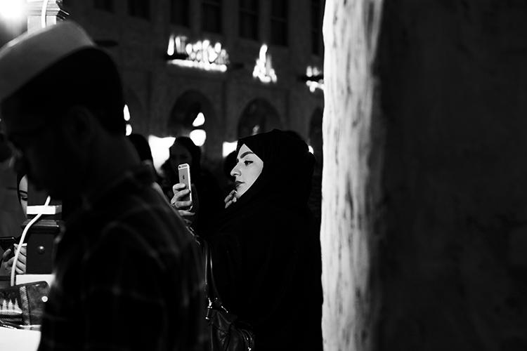 (88) 異国の文化を知ることは刺激的 永瀬正敏が撮ったカタール