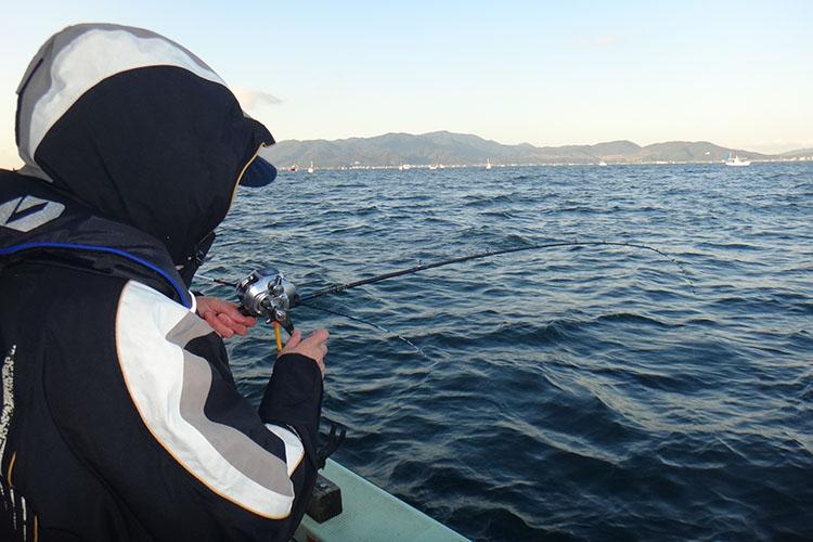爆釣! 大阪湾・洲本沖のタチウオ 夫婦でウハウハ62尾