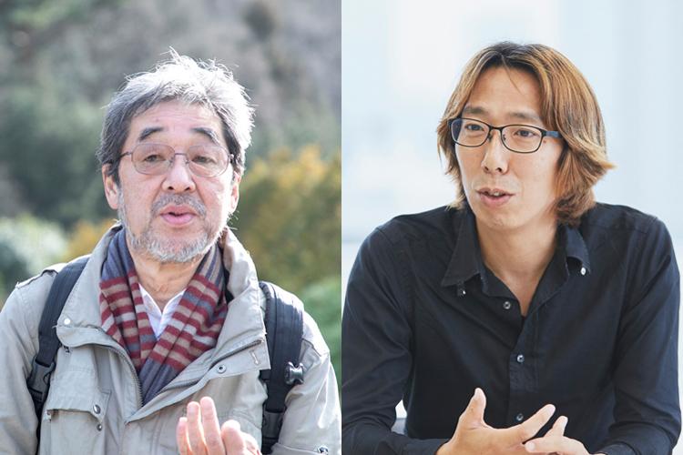 下川裕治さんと三井昌志さん