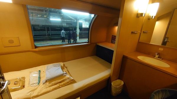 寝台列車で訪ねる島根・どじょうすくいの里のいで湯