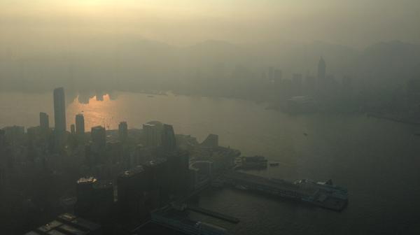 「特別なひと」と香港へ 宇賀なつみがつづる旅