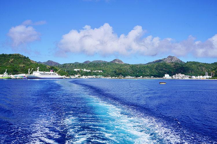 小笠原諸島12泊13日 ひとりロングワーケーション