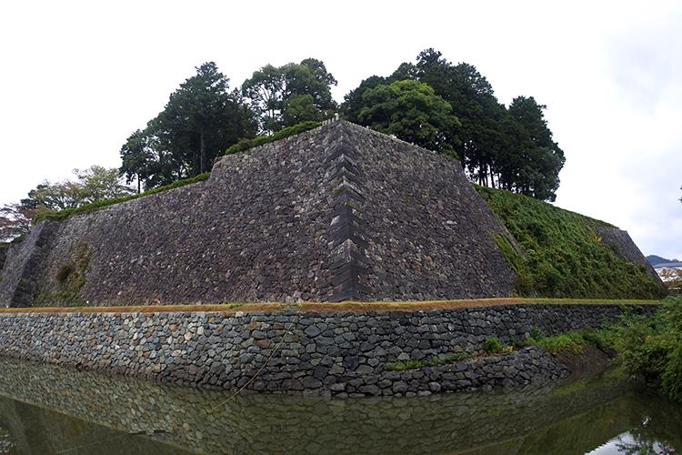 徳川時代の到来を示す篠山城 明智光秀の城・番外編(2)