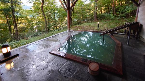 とろとろなめらか 硫黄香る鳴子温泉郷「うなぎ湯」