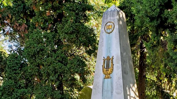 メトロノーム形は誰の墓? ウィーン中央墓地