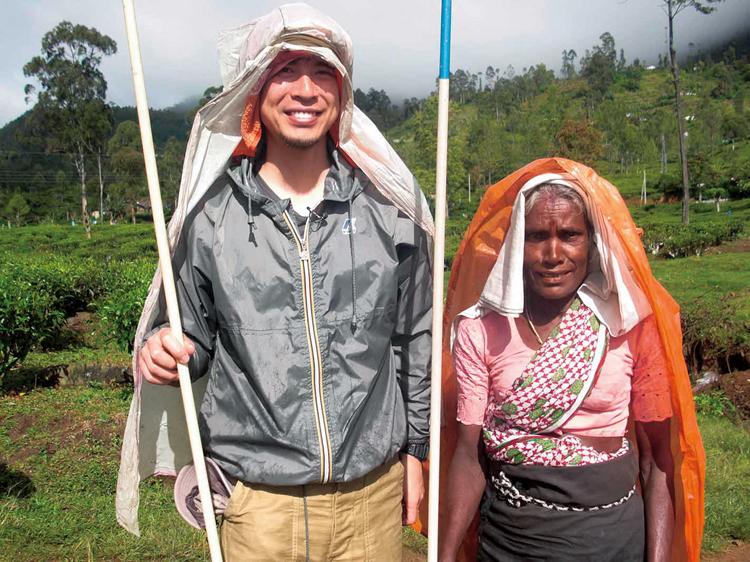 コウケンテツさんのフィリピン 棚田でコメ作りする大家族と過ごして
