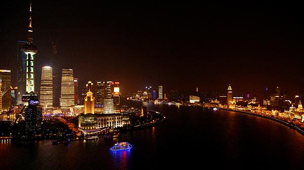 レトロとモダンを一度に 中国・上海