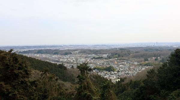来歴は謎 東京を代表する山城、浄福寺城
