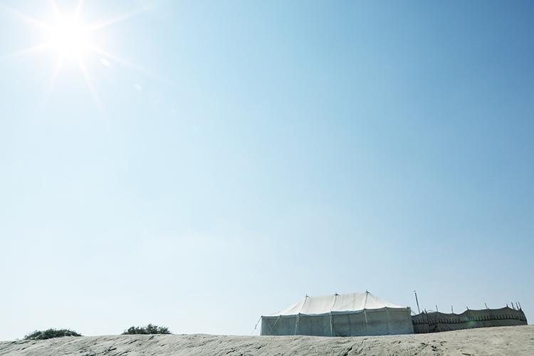 (101) 砂漠の太陽が味方してくれた 永瀬正敏が撮ったカタール
