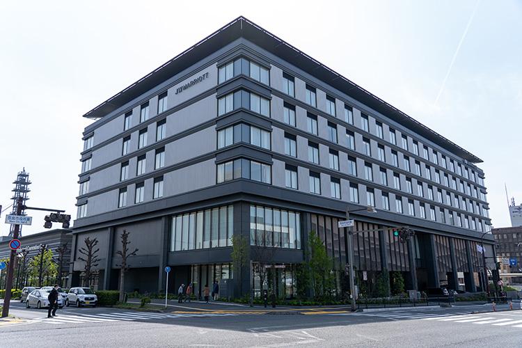 国内初、最上級の「マリオット」体験 JWマリオット・ホテル奈良