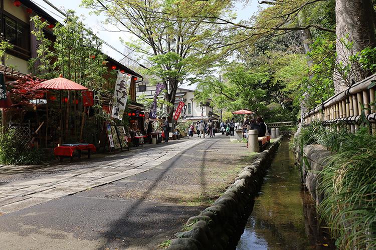 「深大寺そば」の地に貴重な城! 東京・深大寺城