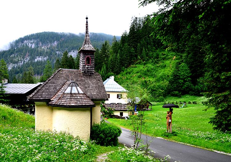 ヒルシュビヒルの村
