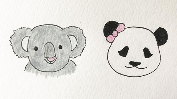 モデル・はな、神戸の動物園でキュンを体験