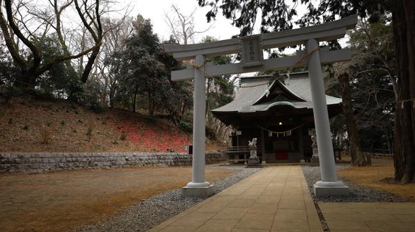 憩いの公園に「小粒でピリリと辛い」片倉城