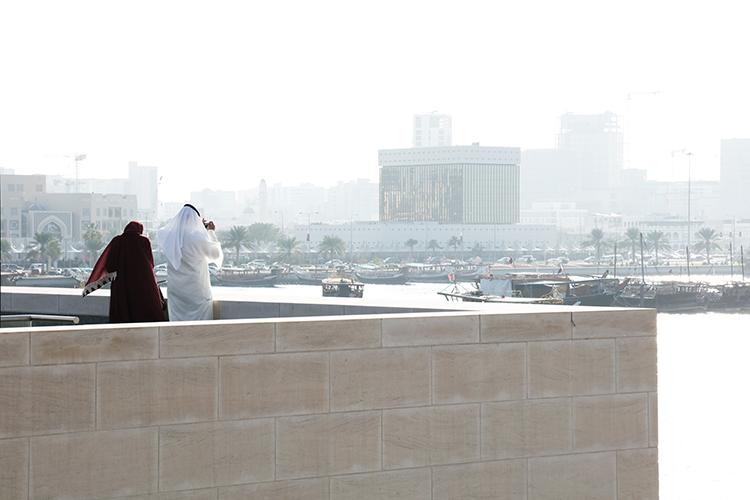 (103)  もし、この場所へ行かなければ 永瀬正敏が撮ったカタール