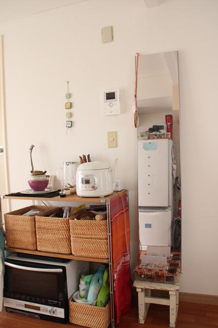 〈28〉巣づくり上手が東京に見つけた「仮の家」