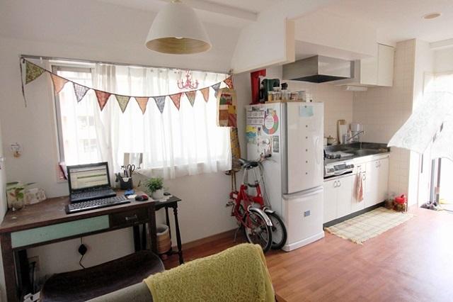 <28>巣づくり上手が東京に見つけた「仮の家」
