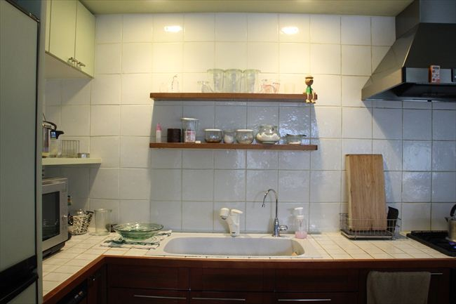 〈44〉自由設計の夢キッチン 13年たっても