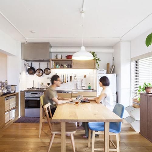 東京郊外、実家近くの中古マンションを