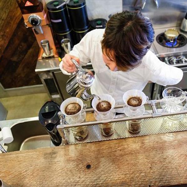 <17>おいしいコーヒーのある「町の中継所」/ザ・グッド・グッディーズ