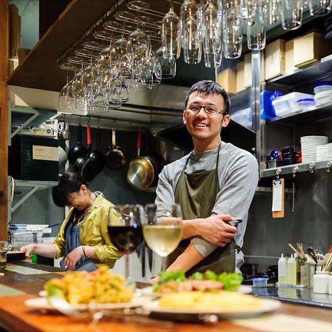 <22>複線型料理家の原点は星と羊とフランスの厨房