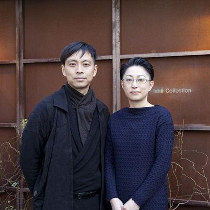 日本の美意識を骨董店で 「まとふ」堀畑裕之・関口真希子