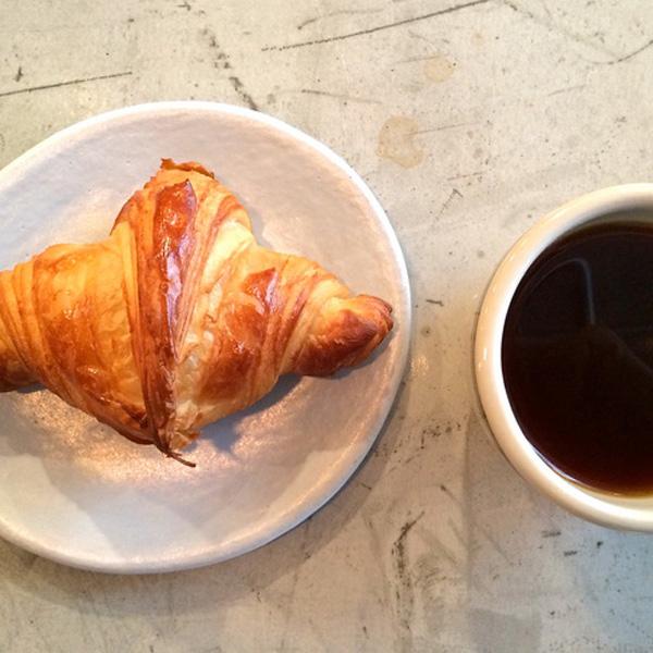 気分はパリの朝食 魅惑のぷにっと感のクロワッサン/PATH