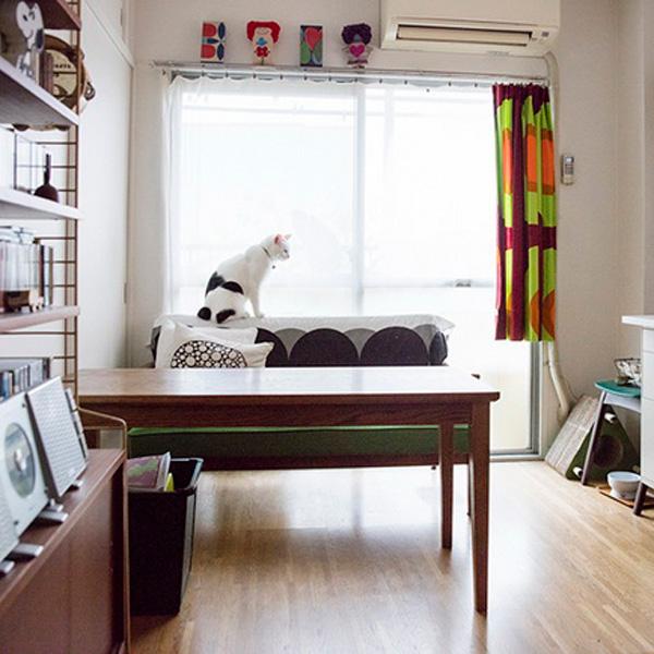 <5>都心のマンションで、猫とコンパクトに暮らす ~ミルー