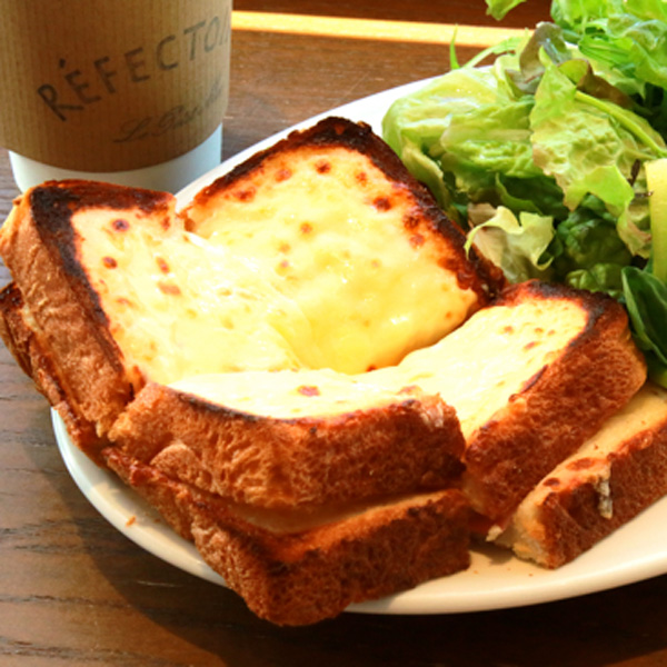 朝も夜も、食欲そそりまくりのサンドイッチ食堂/レフェクトワール