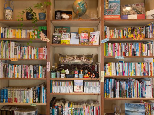 <61>旅をしたくて始めた、鎌倉の旅行書専門店