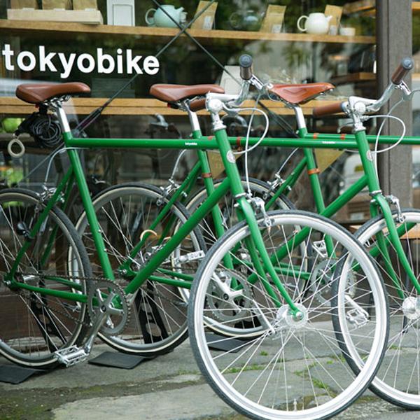 東京・谷中の路地裏を、レンタルバイクで/Tokyobike Rentals Yanaka