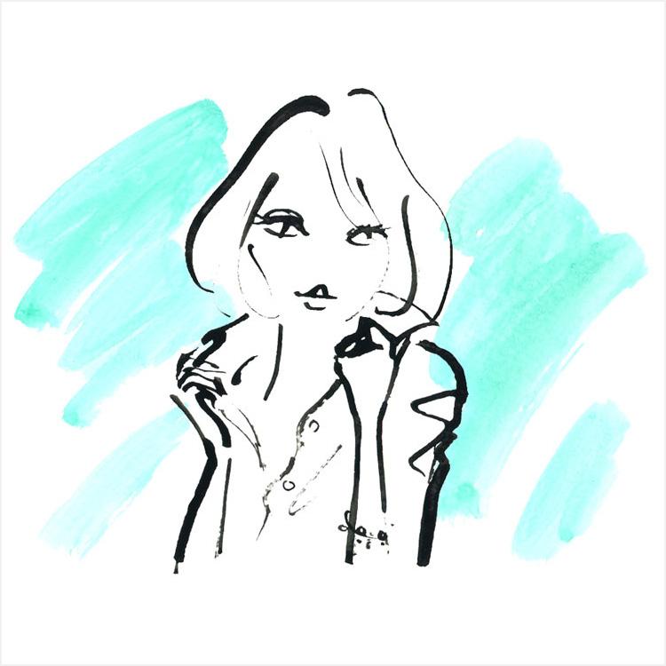 <10>いま大切だと思うのは「持続できること」。 早坂香須子さん