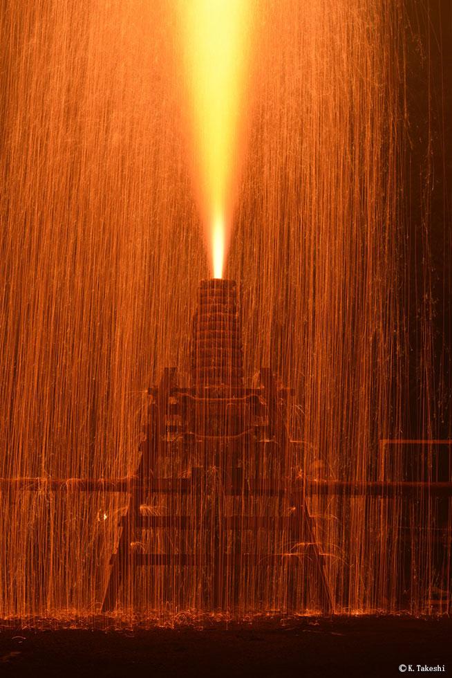 日々進化し続ける「眺望絶佳の打ち上げ花火」