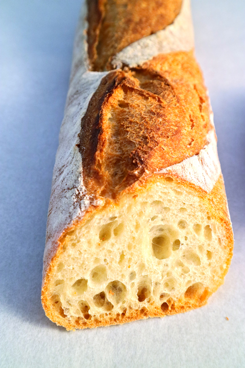 今こそ食べに出かけたい、しみじみ甘い川越の新麦パン/リュネット