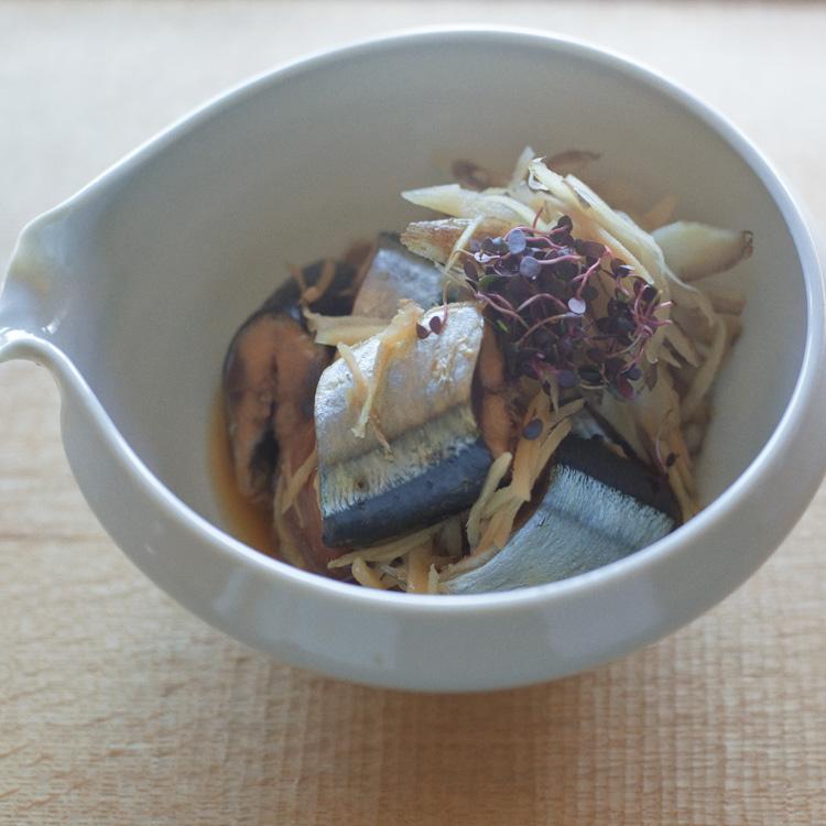 外国暮らしの息子夫婦へ。旬をまるごと、秋の煮物