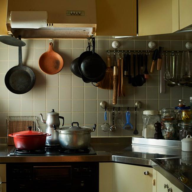 ツレヅレハナコ×大平一枝対談1「食いしん坊な台所のヒミツ」