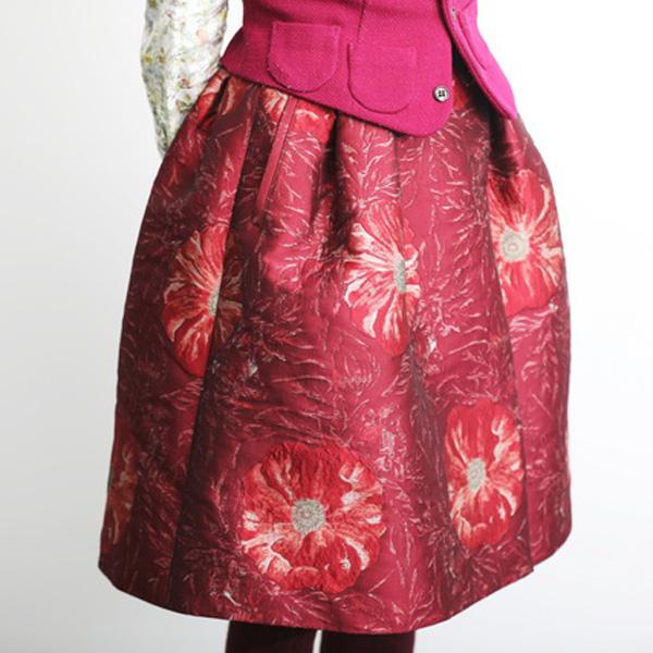 高田賢三さんのスカートが教えてくれること