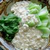 ダイエット中の夫と。低カロリーでも満足できる豆腐料理を