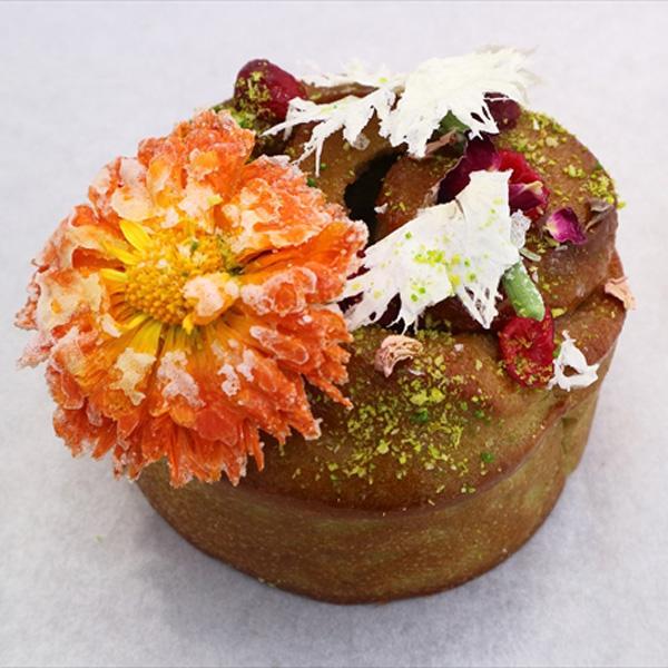 映画『アメリ』を思い出し……美しい花のパン「アメリ」/ COURTESY(コーテシー)