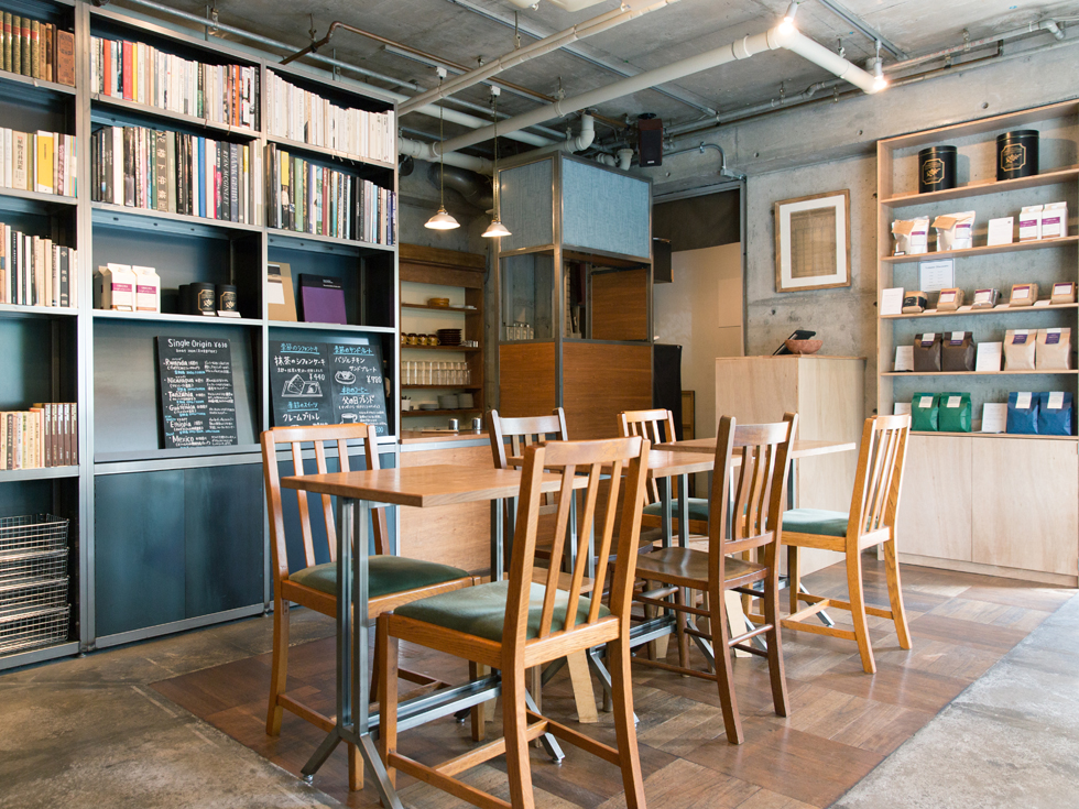 <94>コーヒーと本で地元に憩いのひとときを 「CAFE OBSCURA」