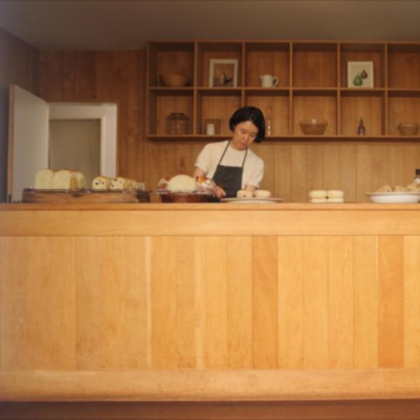 食事処を理想とするパン屋「もっとそぎ落として力を抜いていきたい」/ ON THE DISH