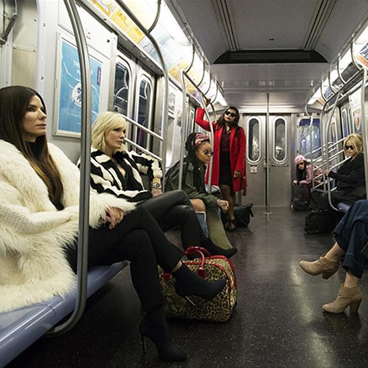 「オーシャンズ8」の新しいフェミニズム、そしてファッション
